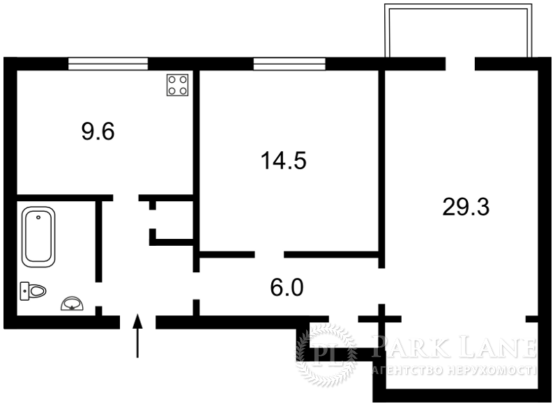 Квартира ул. Жилянская, 83/53, Киев, Z-1023362 - Фото 2