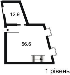 Нежитлове приміщення, Z-1152505, Городецького Архітектора, Київ - Фото 3
