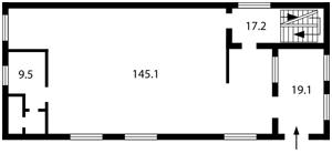Нежилое помещение, J-17277, Броварской просп., Киев - Фото 2