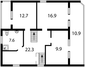 Будинок B-86028, Ворзель - Фото 2