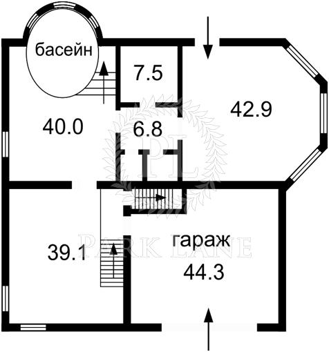 Дом, M-21083