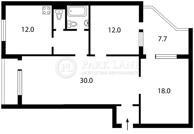 Квартира Z-1169336, Урловская, 38, Киев - Фото 5