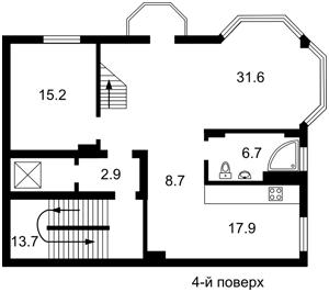 Будинок E-30510, Локомотивна, Київ - Фото 4