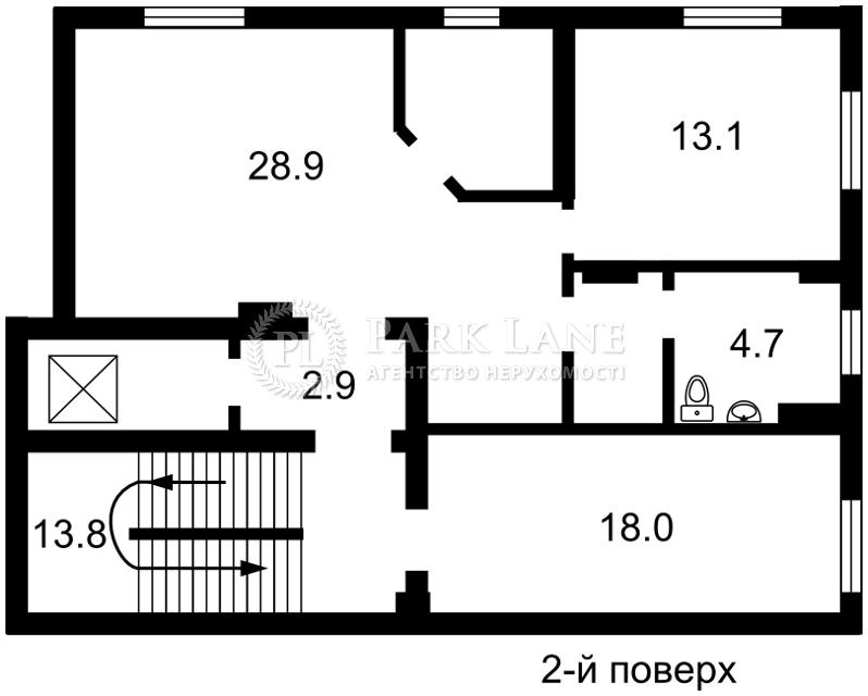 Дом ул. Локомотивная, Киев, E-30510 - Фото 2