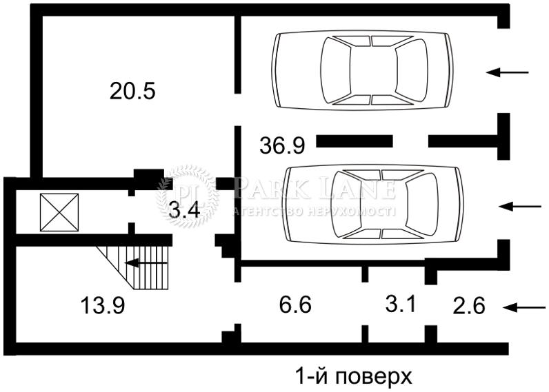 Дом ул. Локомотивная, Киев, E-30510 - Фото 1