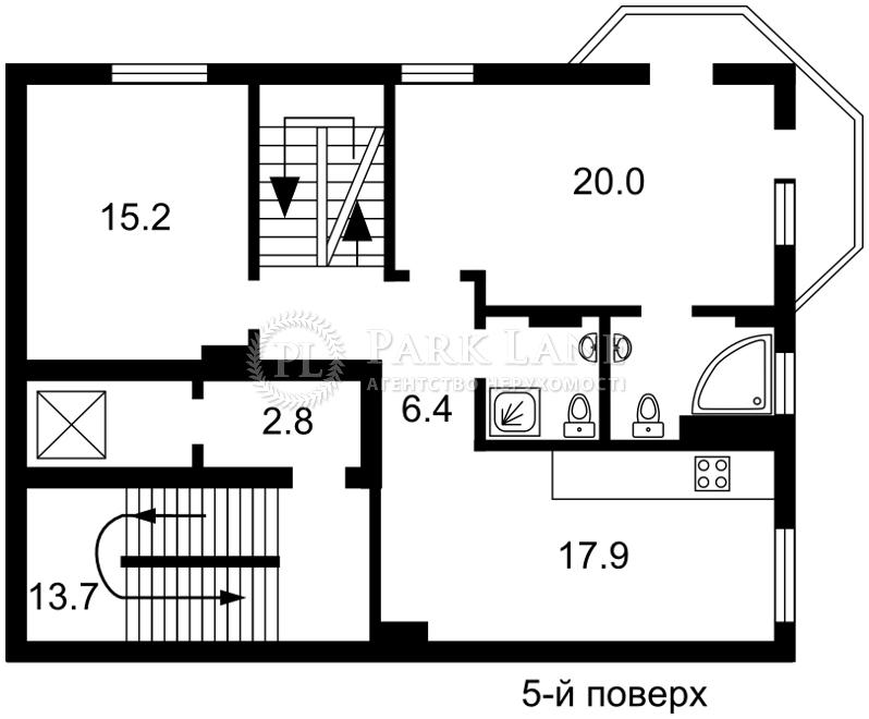 Будинок, вул. Локомотивна, Київ, E-30514 - Фото 5