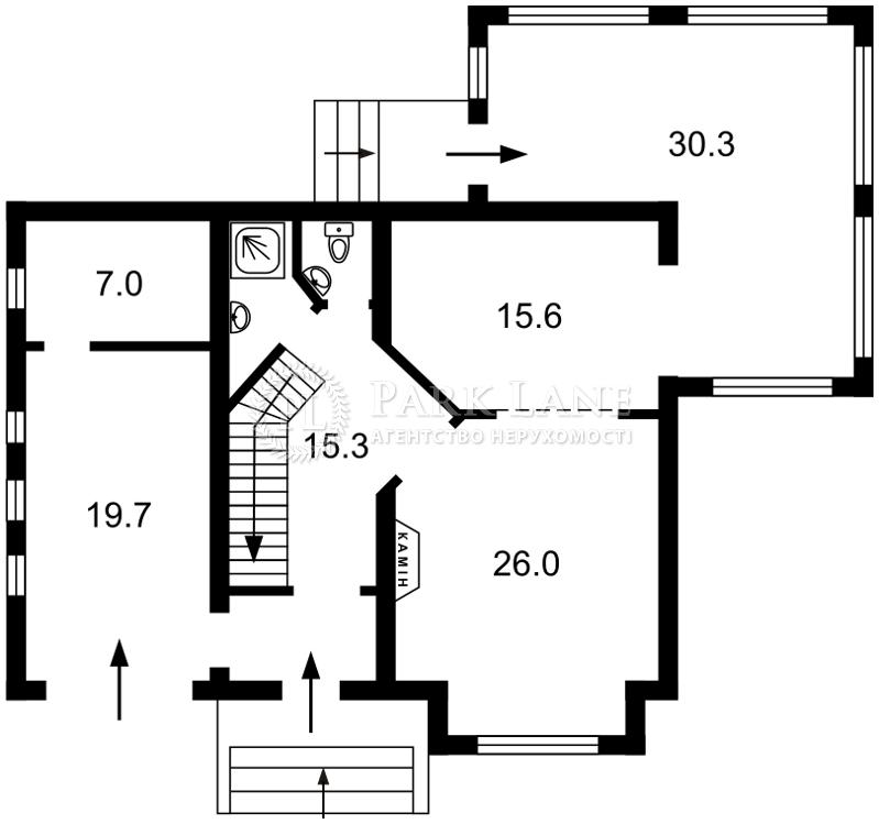 Будинок Макарів, X-31210 - Фото 1