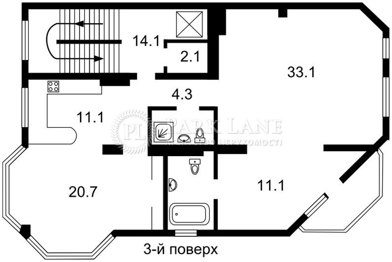 Дом ул. Локомотивная, Киев, E-30508 - Фото 5