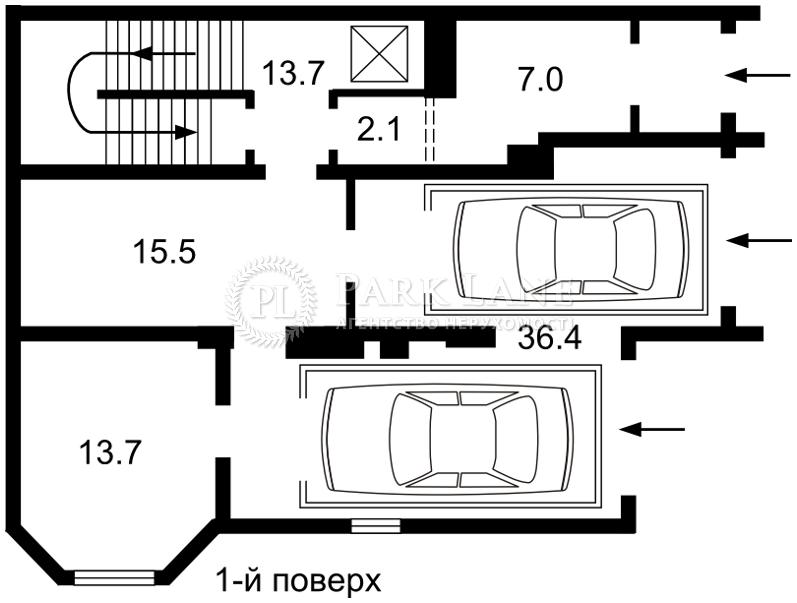 Дом ул. Локомотивная, Киев, E-30508 - Фото 3