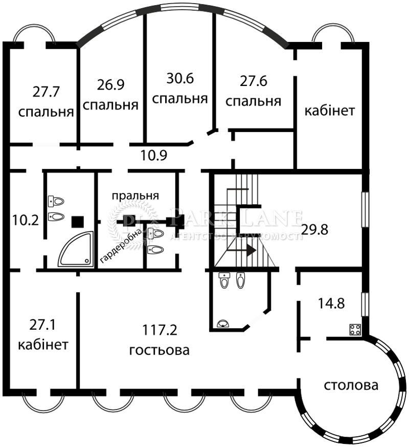 Квартира ул. Тимирязевская, 30, Киев, J-17748 - Фото 2