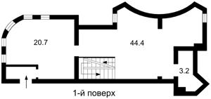 Нежилое помещение, Z-1124919, Жукова Маршала, Киев - Фото 4