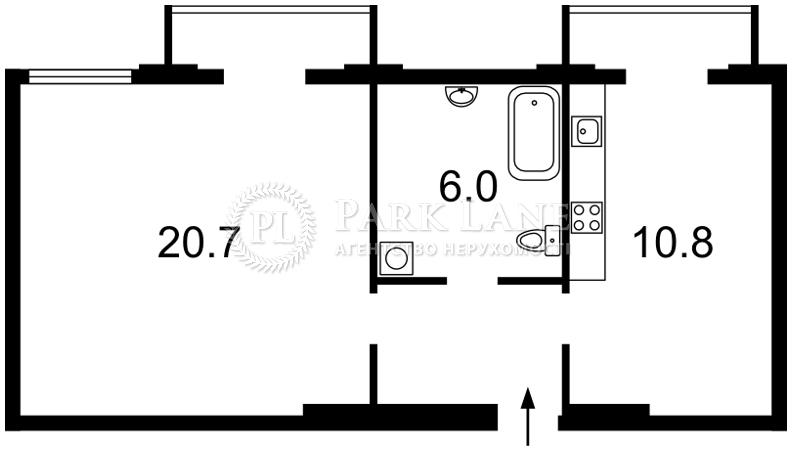 Квартира ул. Ярославов Вал, 21г, Киев, R-10142 - Фото 2