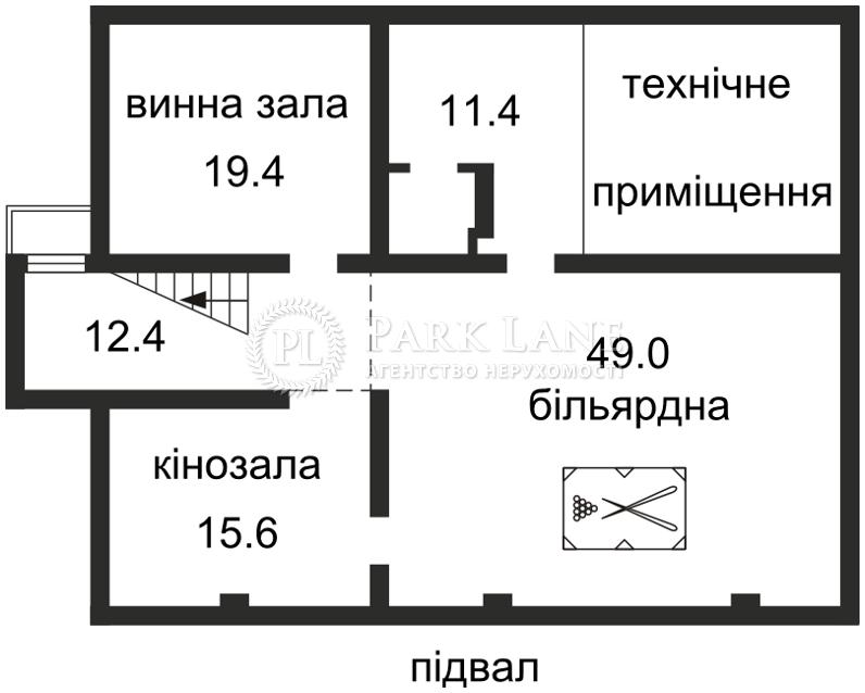 Дом ул. Дружная, Киев, Z-705669 - Фото 2