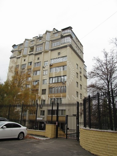 Паркінг, Франка Івана, Київ, B-98070 - Фото
