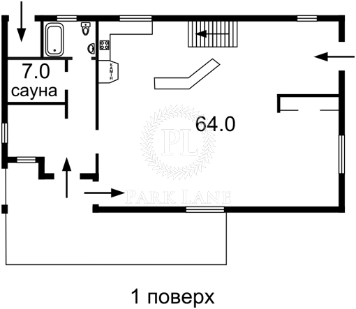 Дом, B-78014