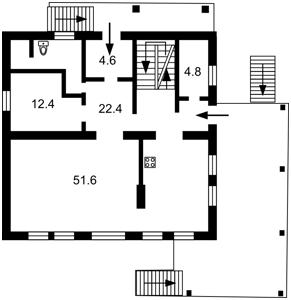 Дом Z-1633821, Урицкого, Белогородка - Фото 4