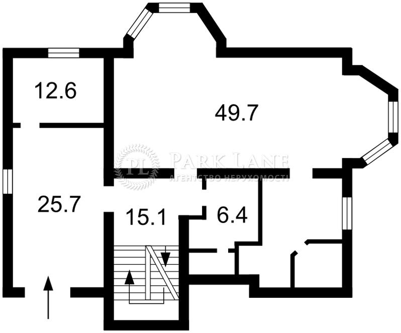 Дом Козин (Конча-Заспа), D-23267 - Фото 1