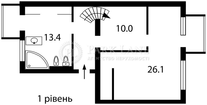 Квартира вул. Гончара О., 14/26, Київ, B-86582 - Фото 2