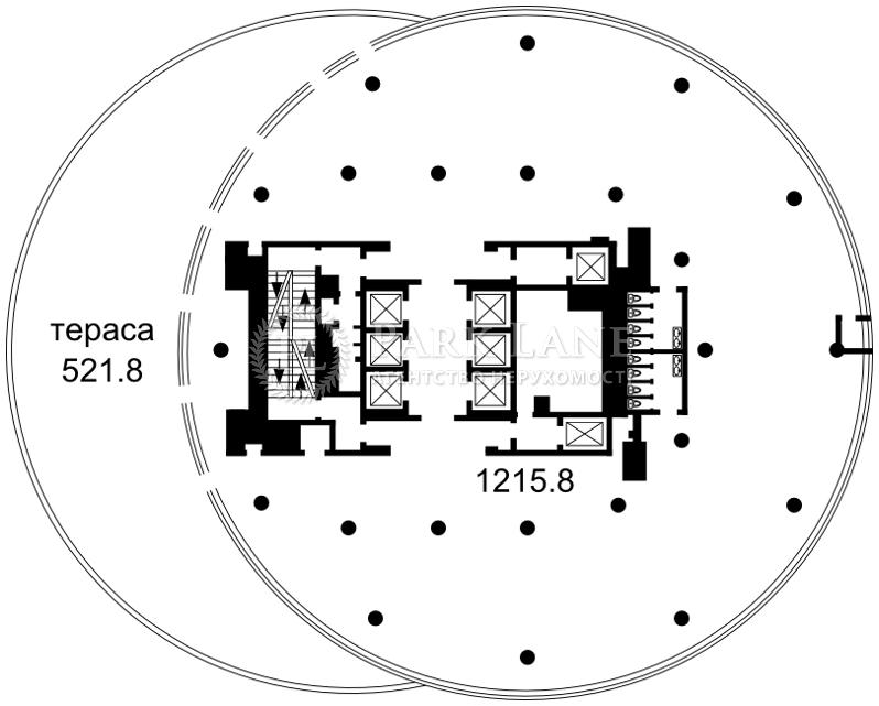 Офис, ул. Болсуновская (Струтинского Сергея), Киев, P-9866 - Фото 2