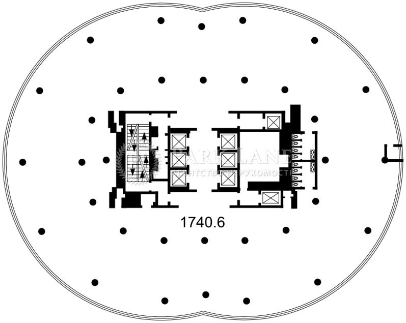 Бизнес-центр, ул. Болсуновская (Струтинского Сергея), Киев, Y-103 - Фото 2