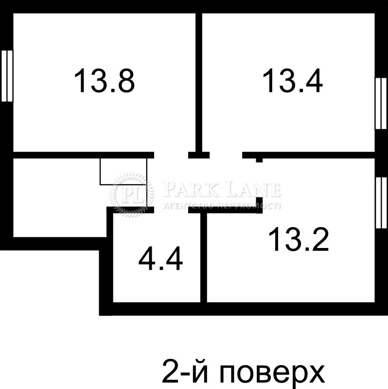 Дом ул. Ярослава Мудрого, Петропавловская Борщаговка, Z-1316519 - Фото 2