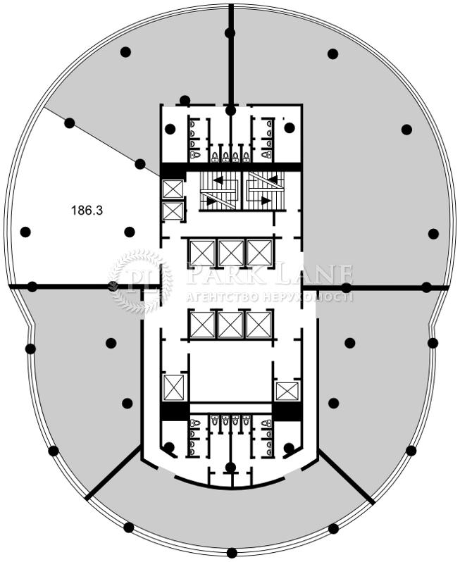 Бизнес-центр, ул. Болсуновская (Струтинского Сергея), Киев, Y-101 - Фото 2