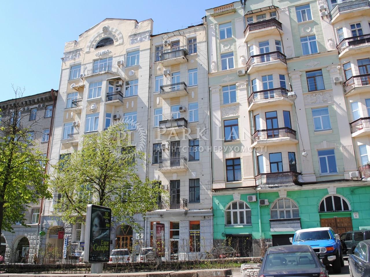 Квартира ул. Антоновича (Горького), 10, Киев, E-14530 - Фото 23