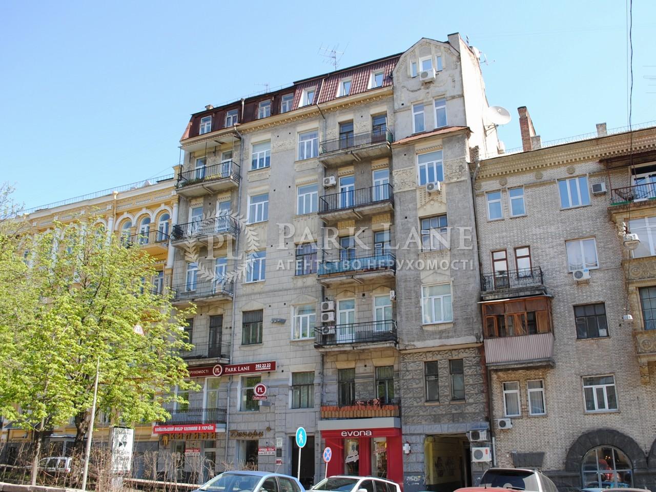 Квартира ул. Антоновича (Горького), 17, Киев, N-6205 - Фото 1