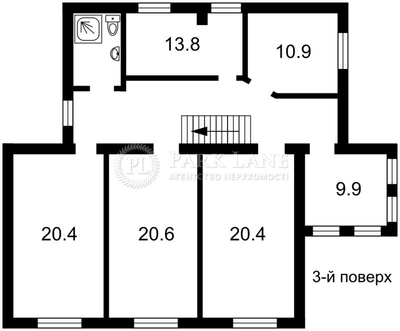 Дом ул. Малокитаевская, Киев, C-78592 - Фото 5