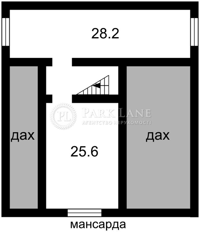 Дом ул. Малокитаевская, Киев, C-78592 - Фото 6