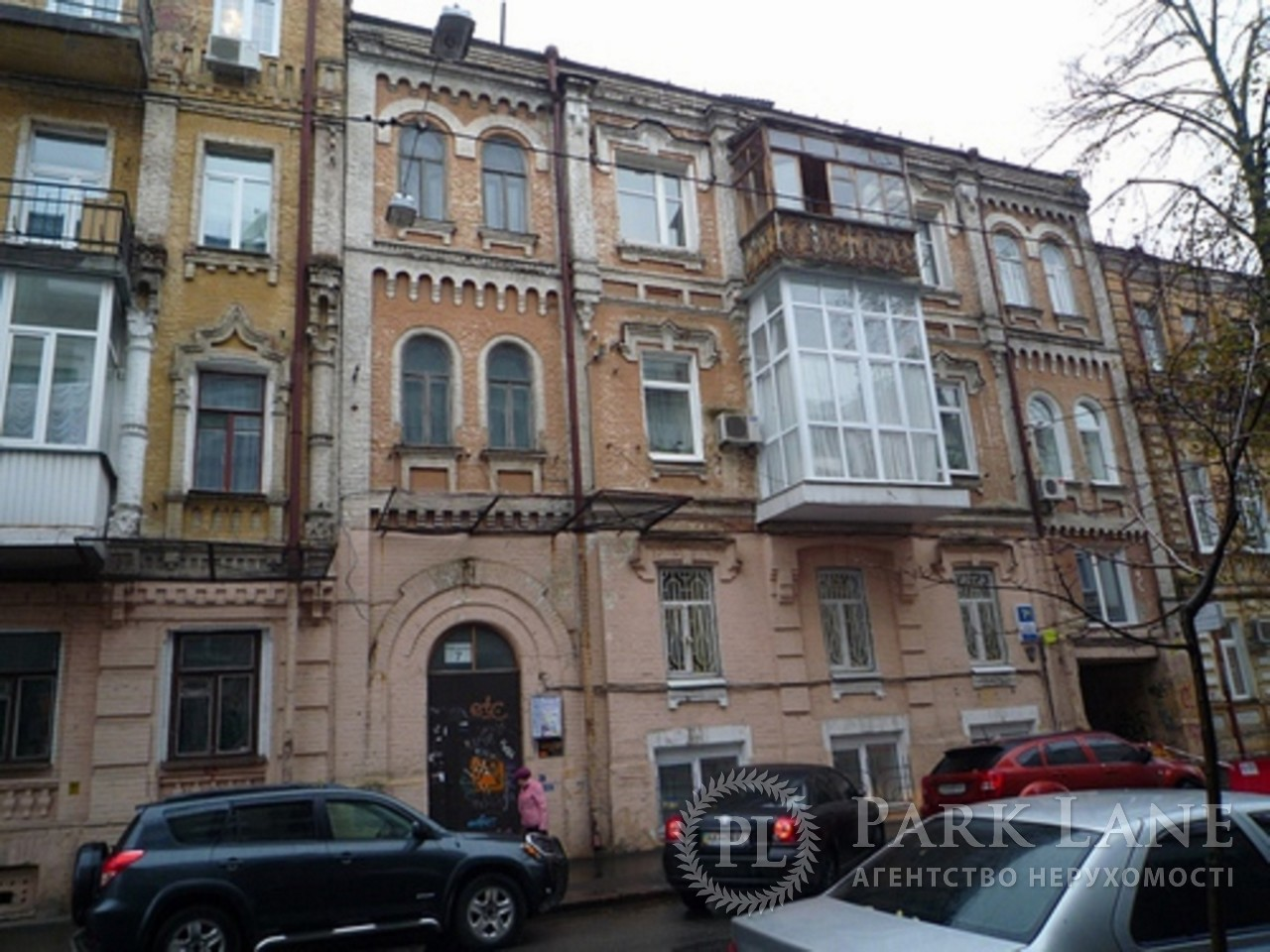 Квартира ул. Рейтарская, 7, Киев, J-27250 - Фото 1
