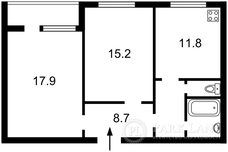 Квартира Z-1335055, Драгоманова, 12а, Киев - Фото 4