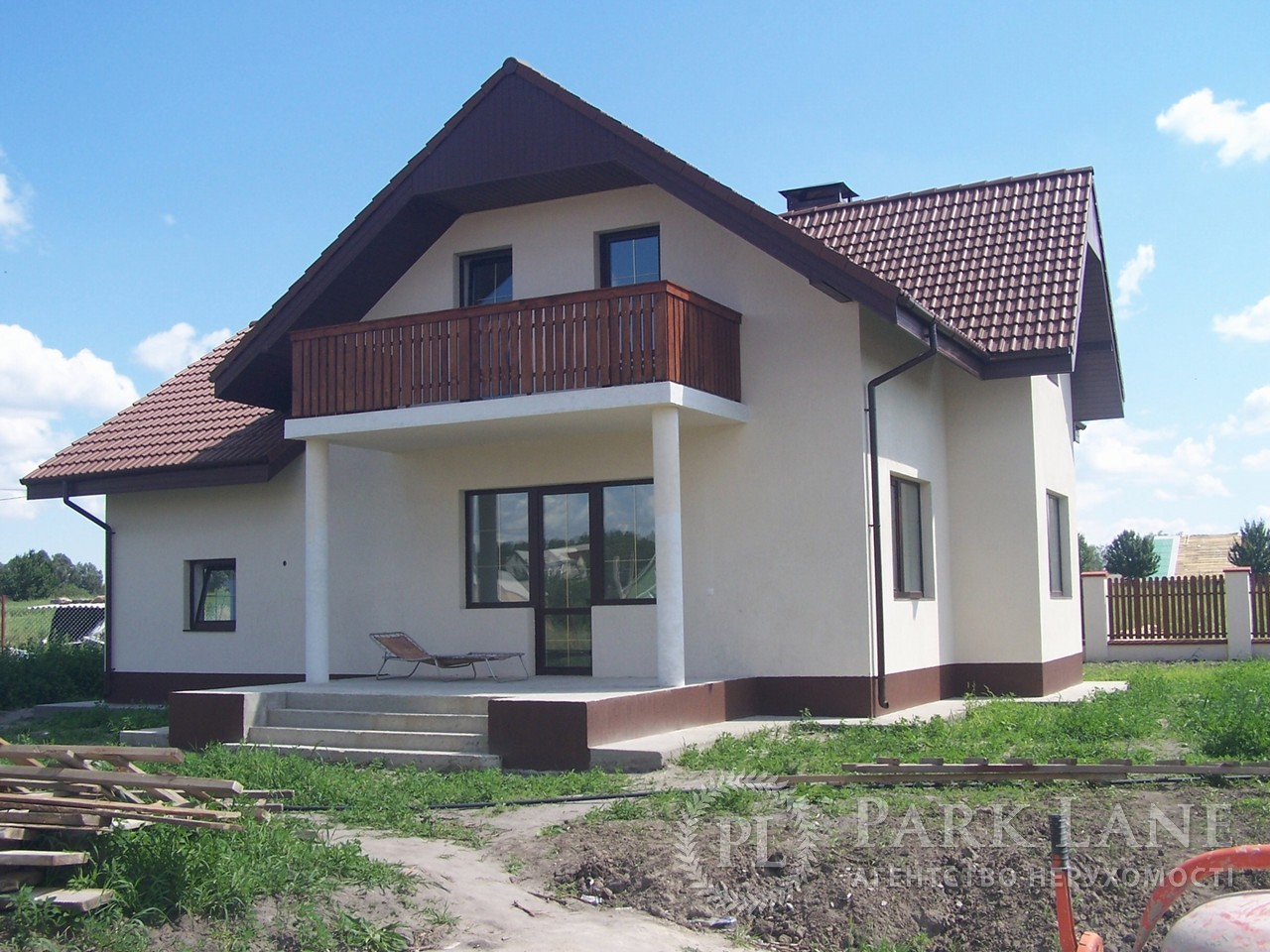 Дом Даниловка, L-15016 - Фото 1