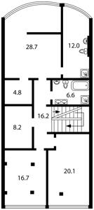 Дом J-18637, Березовка - Фото 4