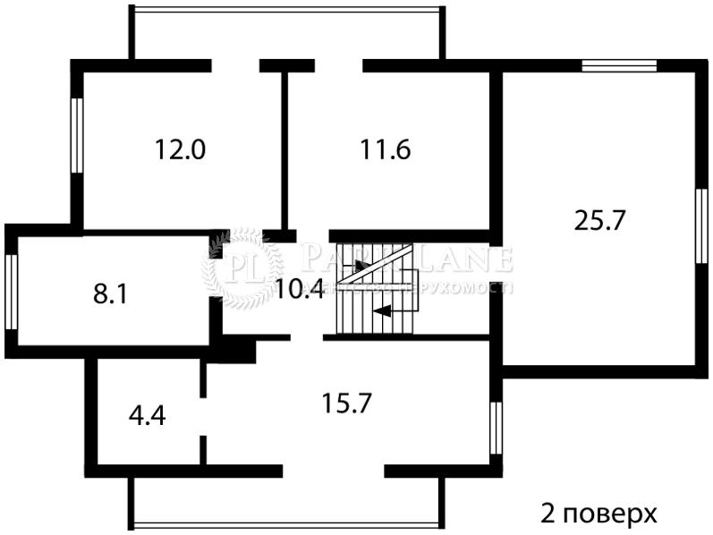 Дом Даниловка, M-10695 - Фото 2