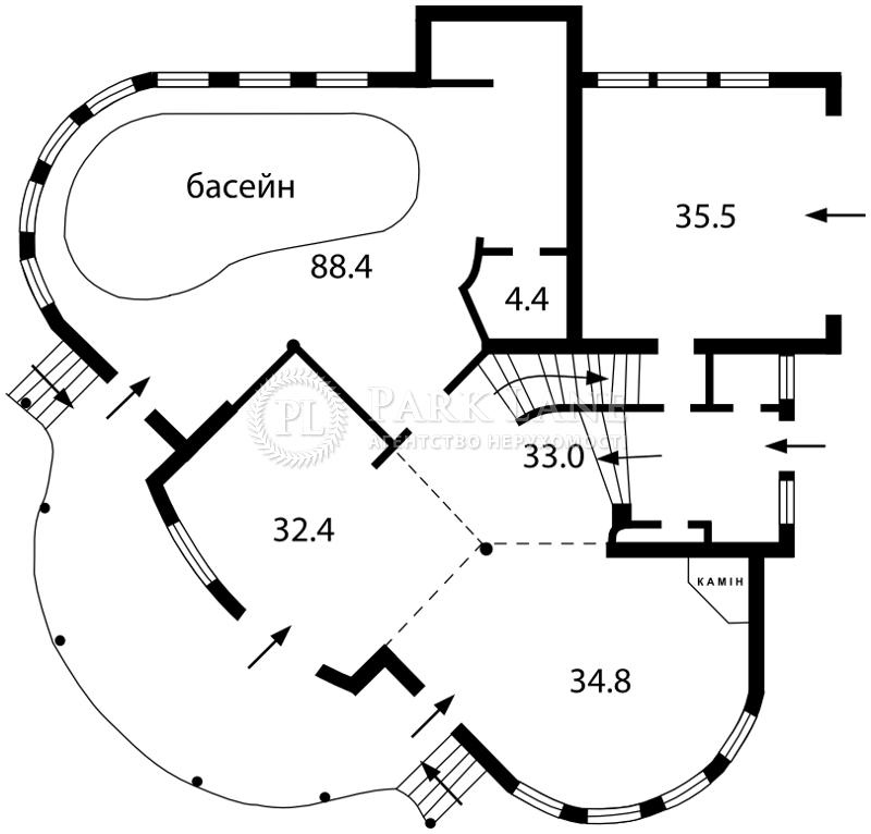 Дом L-19969, Стоянка - Фото 4