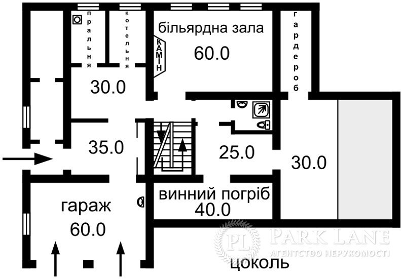 Дом ул. Старокиевская, Козин (Конча-Заспа), B-72018 - Фото 2