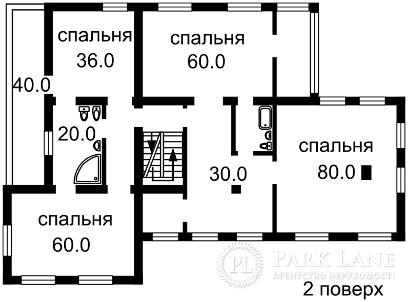 Дом ул. Старокиевская, Козин (Конча-Заспа), B-72018 - Фото 4