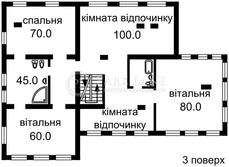 Дом ул. Старокиевская, Козин (Конча-Заспа), B-72018 - Фото 5