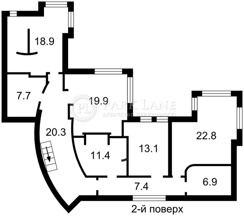 Дом Петропавловская Борщаговка, X-1539 - Фото 2