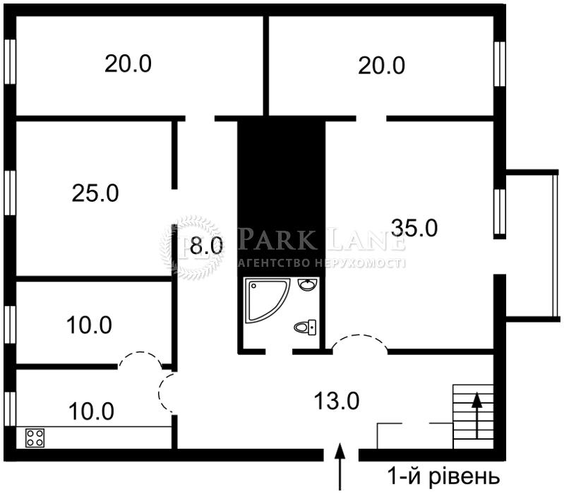 Квартира ул. Антоновича (Горького), 20б, Киев, X-6710 - Фото 2