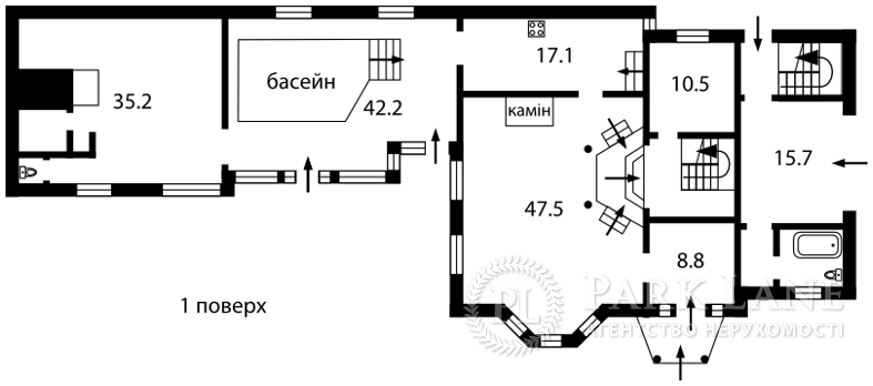 Дом Z-1337790, Русановские сады, Киев - Фото 4