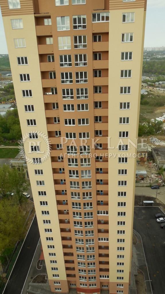 Квартира Моторный пер., 9а, Киев, Z-369349 - Фото 3
