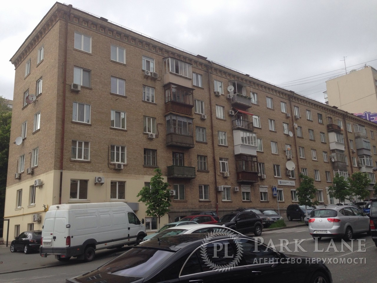 Магазин, ул. Мечникова, Киев, R-5069 - Фото 1