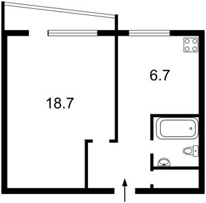 Квартира X-8364, Володимирська, 89, Київ - Фото 5