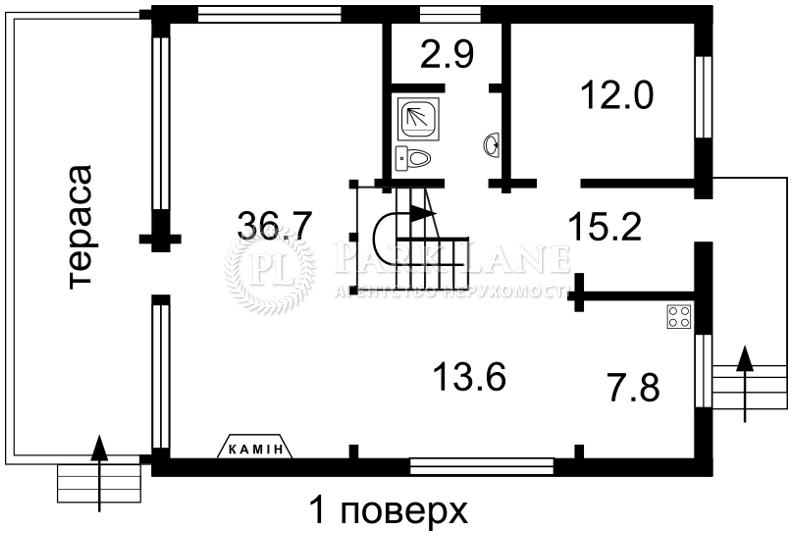 Дом Буча (город), F-25960 - Фото 1