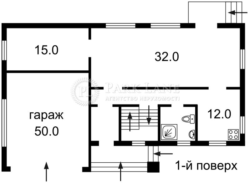 Дом Крюковщина, M-24538 - Фото 1
