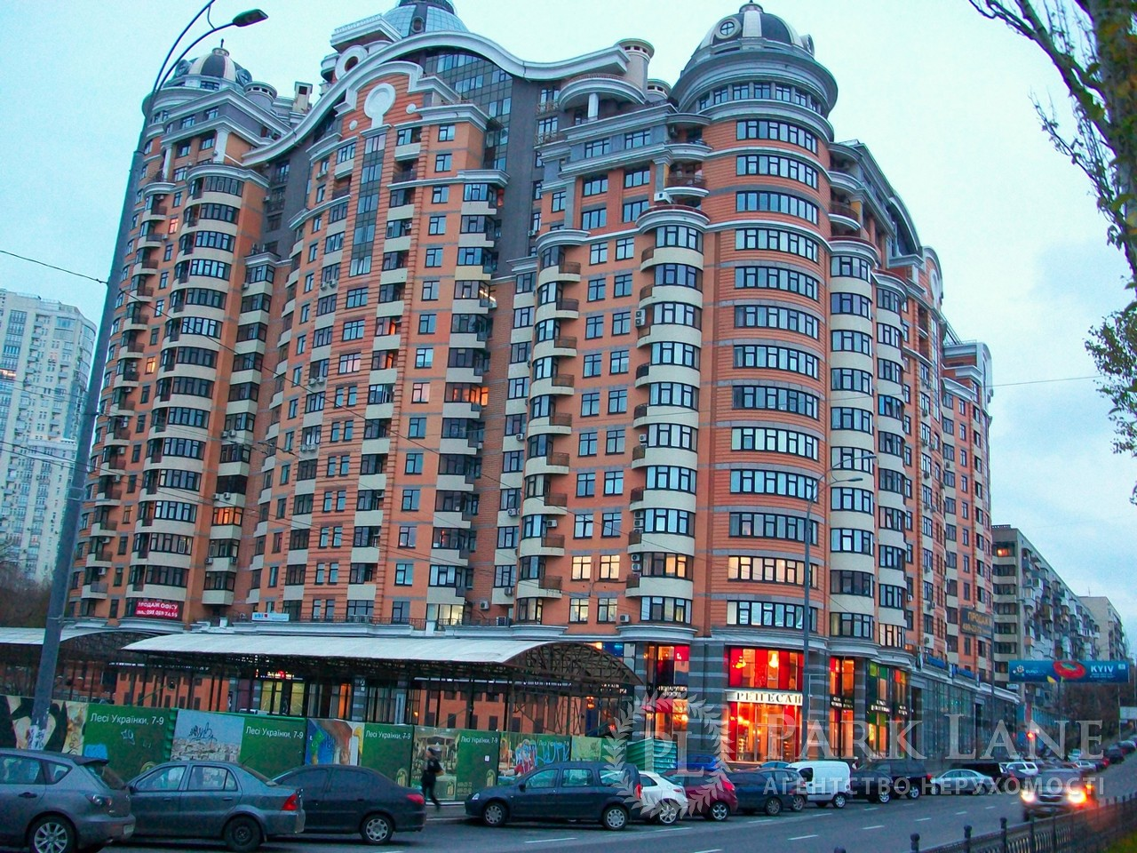Квартира Леси Украинки бульв., 7б, Киев, B-89150 - Фото 1