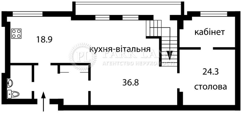 Квартира вул. Січових Стрільців (Артема), 40/1, Київ, Z-1419018 - Фото 2
