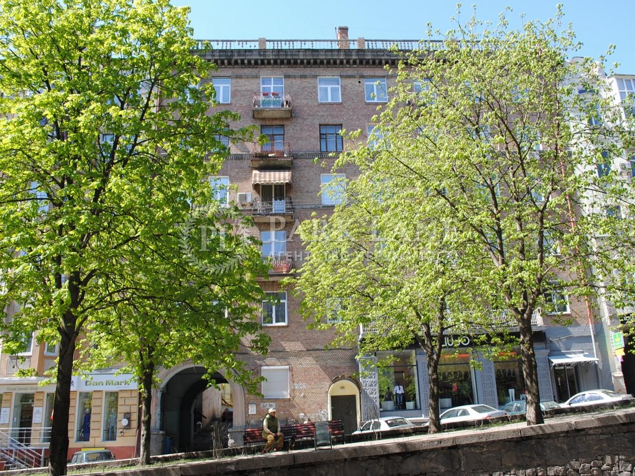 Квартира ул. Антоновича (Горького), 22, Киев, Z-914814 - Фото 1
